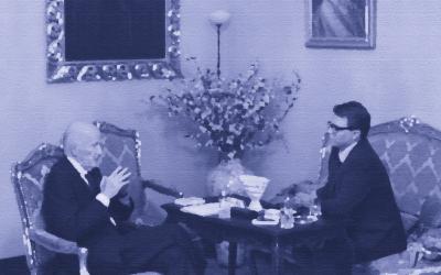 """""""Монархията не е отживелица"""" – интервю с Н.В. Симеон II #Годишникъ2019"""
