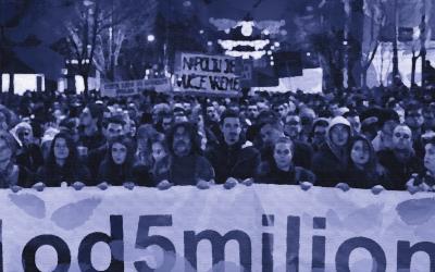 Зимата на балканското недоволство #Годишникъ2019