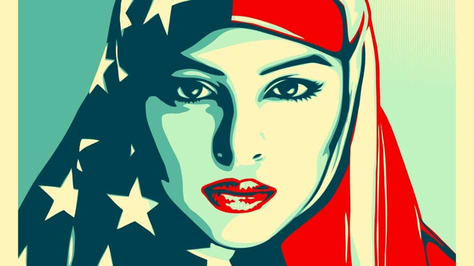 Маршът на феминисткия шариат