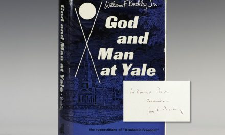 Бог и Човек в Йейл