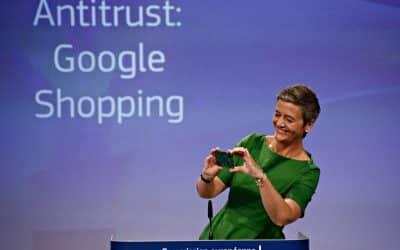 Как Европейската комисия наказа дребния бизнес глобявайки Гугъл