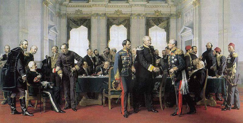13 юли: Берлинският договор