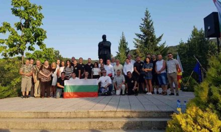 """Лазар Младенов в Смилево: """"Българщината все още не е осъществен идеал в Македония!"""""""