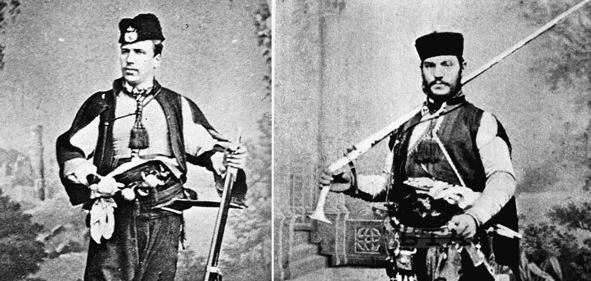 6 юли: Стефан Караджа и Хаджи Димитър