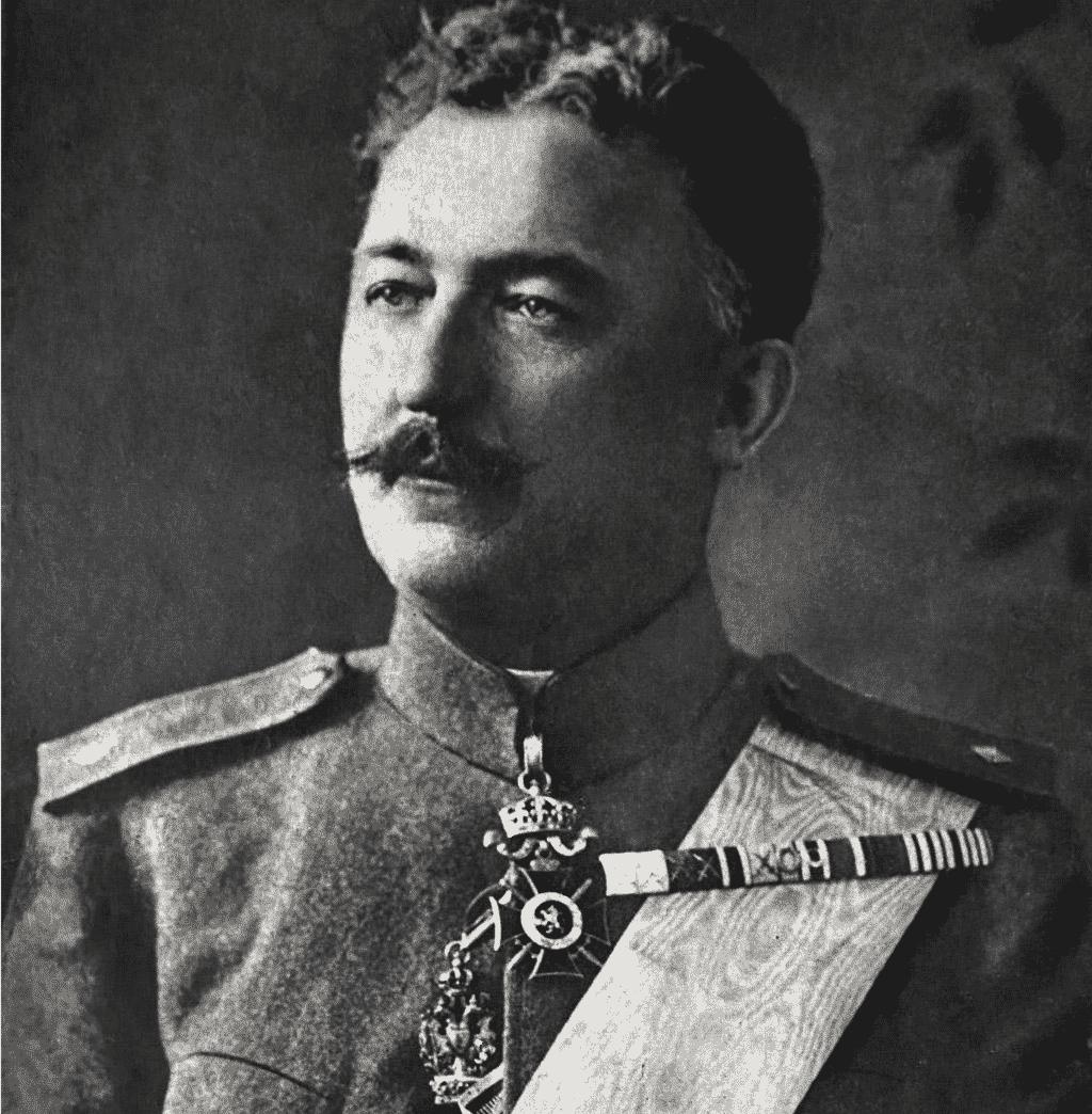 7 юли: генерал Александър Протогеров