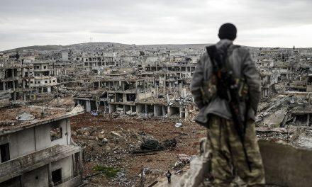 Сирийската война в схеми и снимки