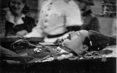 28 август: Цар Борис III Обединител