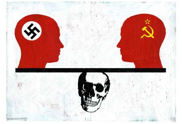 23 август: Ден в памет на жертвите на сталинизма и нацизма