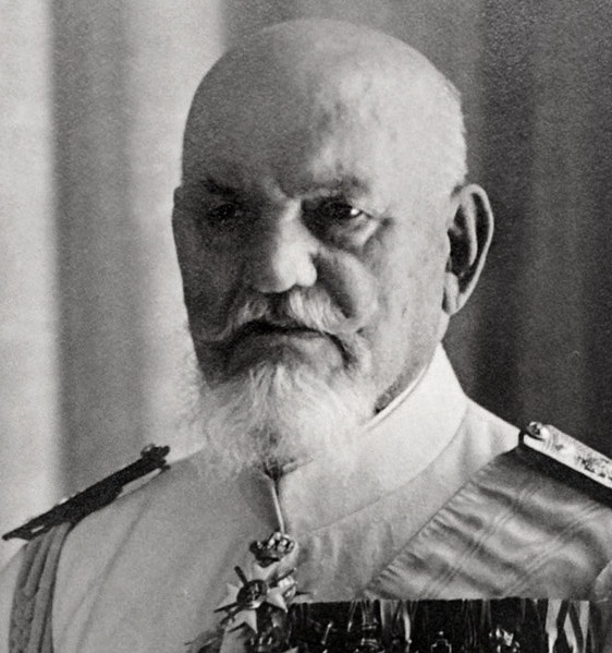 29 август: генерал Данаил Николаев