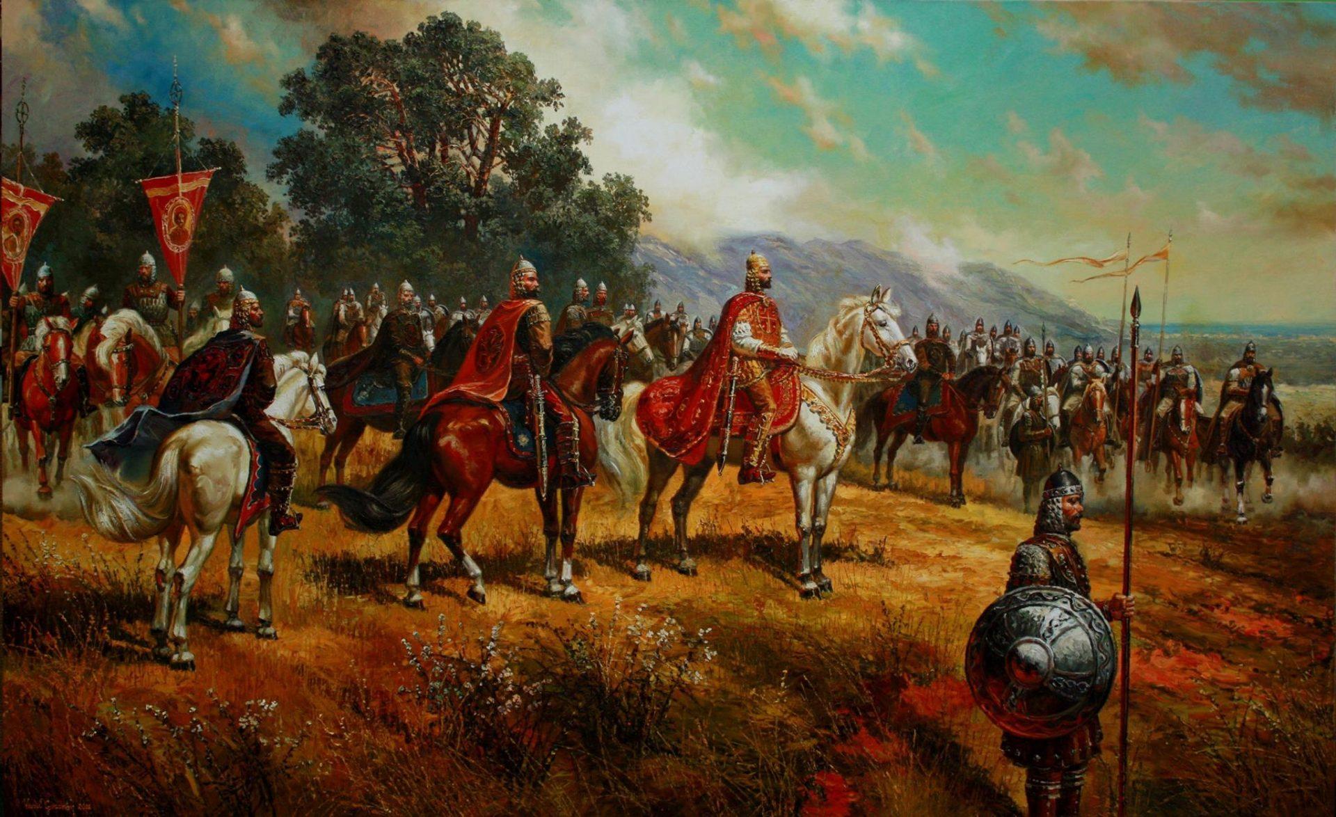 20 август: Битката при Ахело̀й