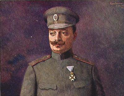22 август: генерал Иван Луков