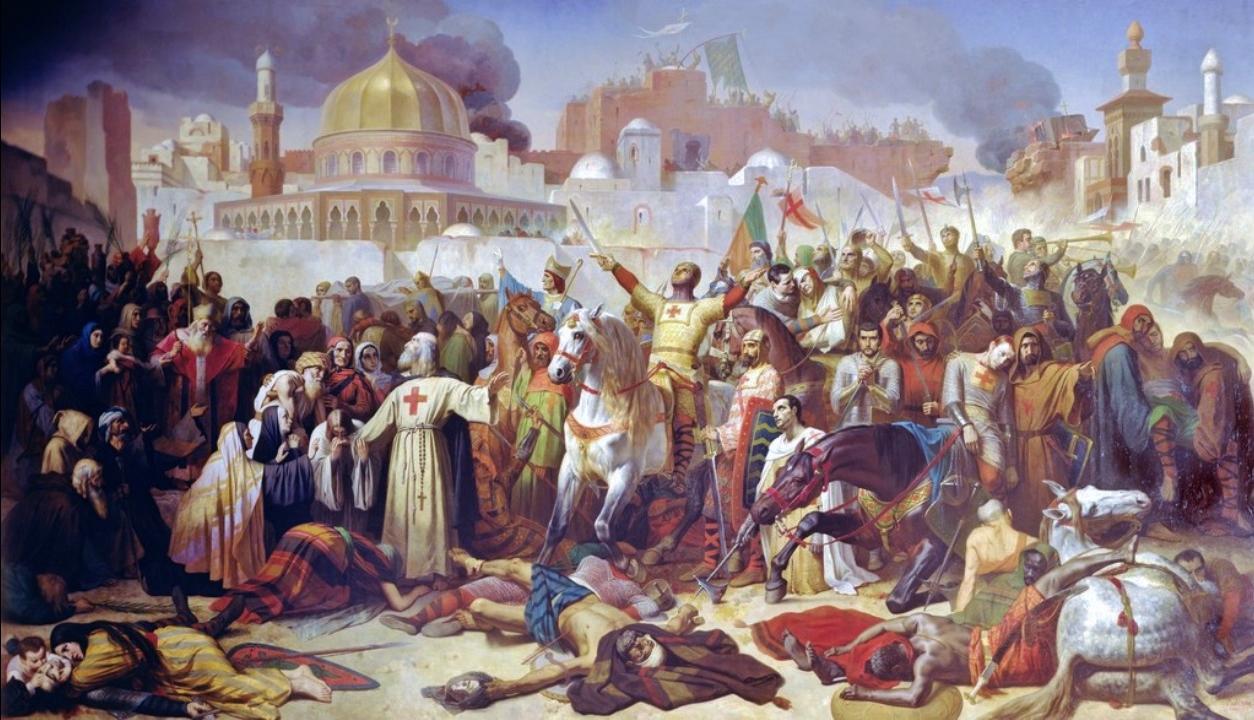 Реч на папа Урбан II за призоваване към Първия кръстоносен поход