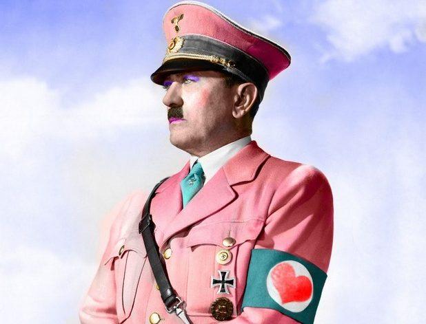 Буквално Хитлер!
