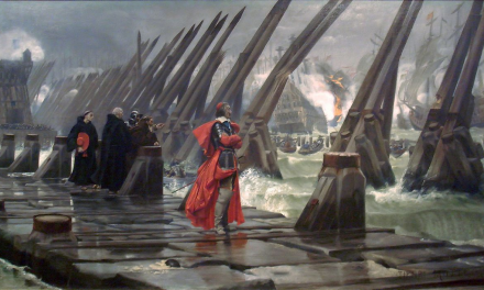 В годините на кардинал Ришельо