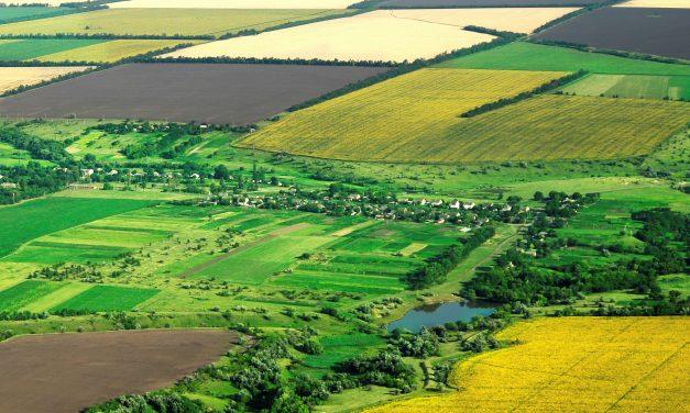 Собствеността върху земеделската земя