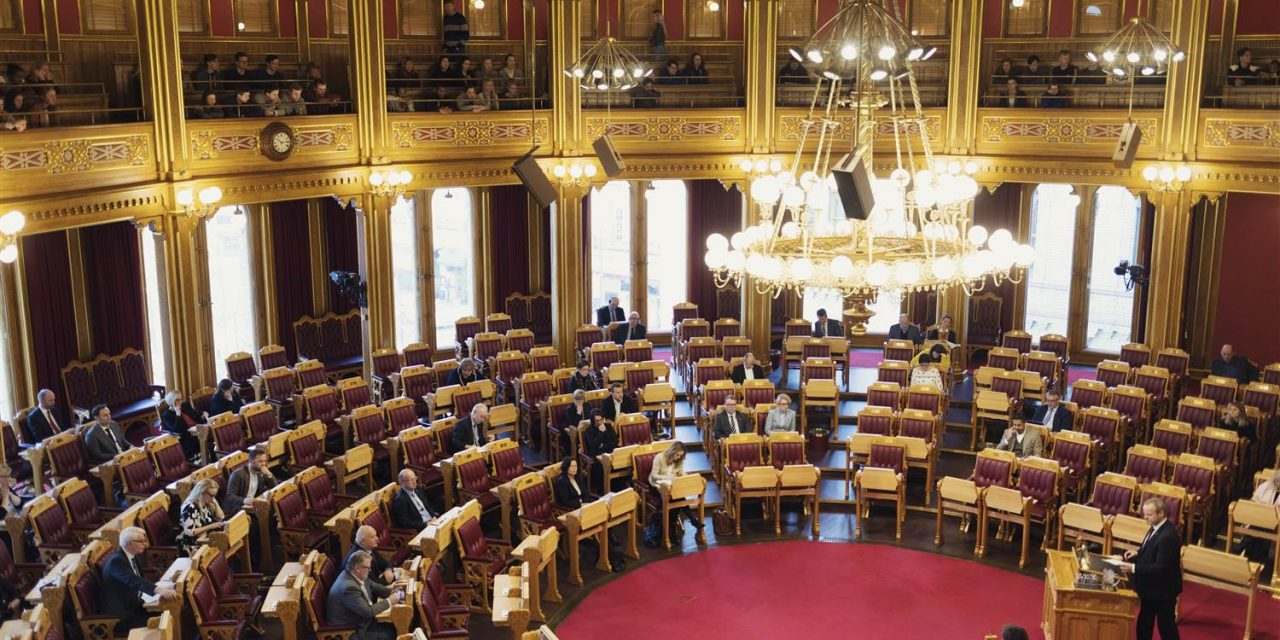 Изборният възел в Норвегия