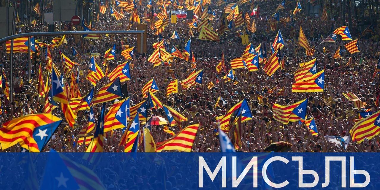 Какво се случва в Каталуня?