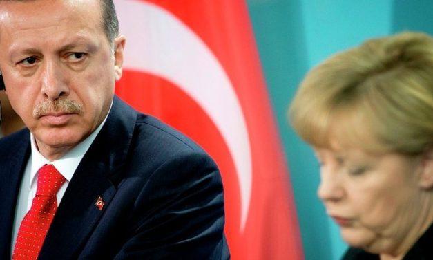 Посланието на Меркел срещу Ердоган