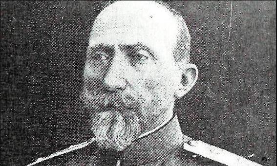14 септември: генерал Димитър Гешов