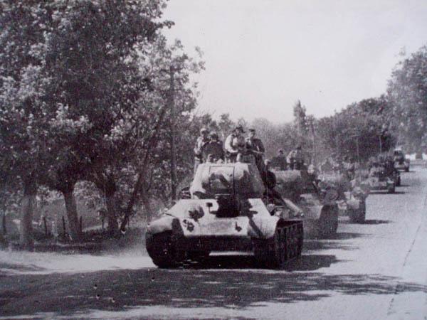 5 септември: СССР обявява война на Царство България