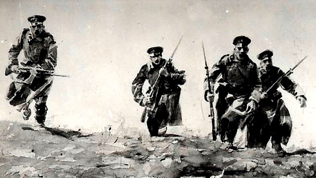 28 октомври: Люлебургаско-Бунархисарската операция