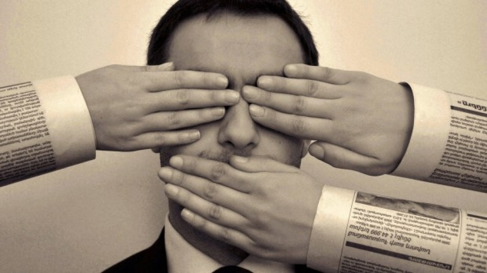 Двойни стандарти за свободата на словото