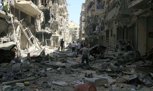 Икономическото възстановяване на следвоенна Сирия