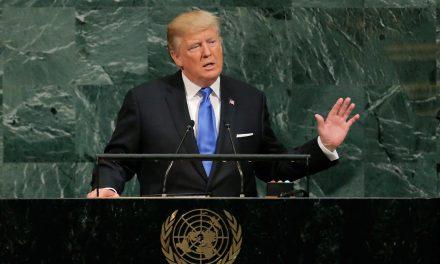 Речта на Доналд Тръмп пред Обединените Нации