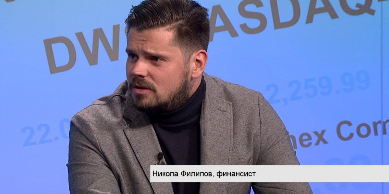Никола Филипов: Бюджет 2018 е изключително ляв и това ще доведе до дълбоки проблеми