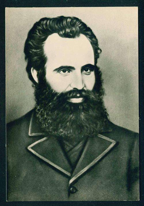 7 ноември: Любен Каравелов