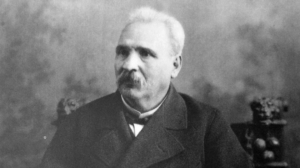 17 ноември: Петко Рачов Славейков