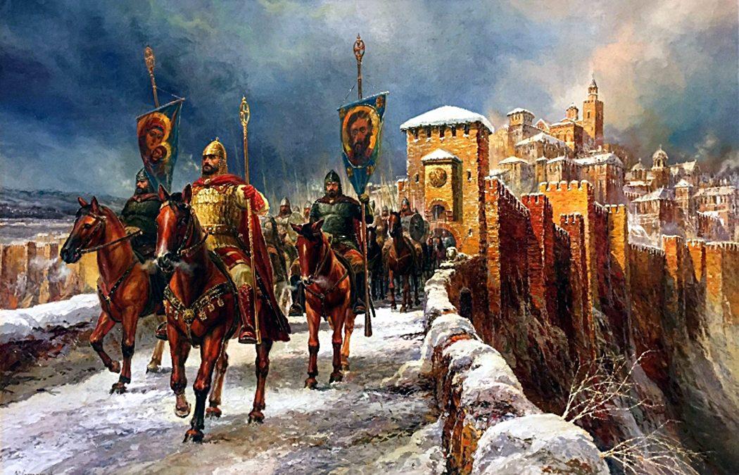 8 ноември: цар Калоян