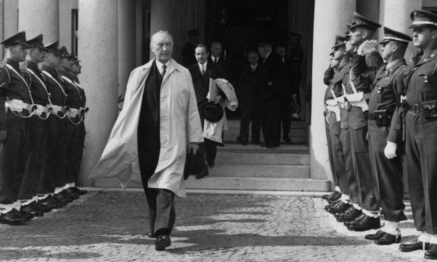Конрад Аденауер – строителят на съвременна Германия