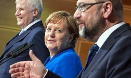 """""""Голямата коалиция"""" на либералния консенсус"""