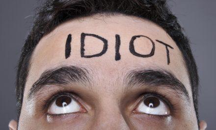 Технологията за създаването на политически идиот