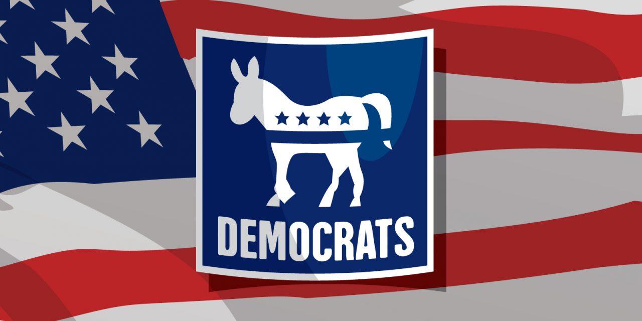 Разделението в Демократическата партия на САЩ