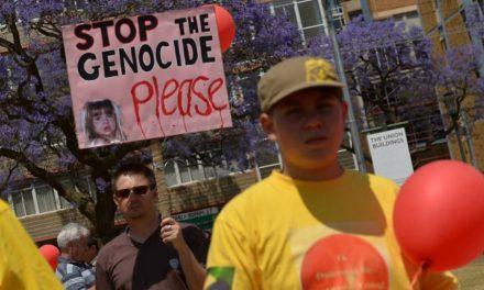 България да приеме подложените на геноцид южноафриканци