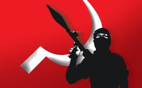 Тероризъм в червено