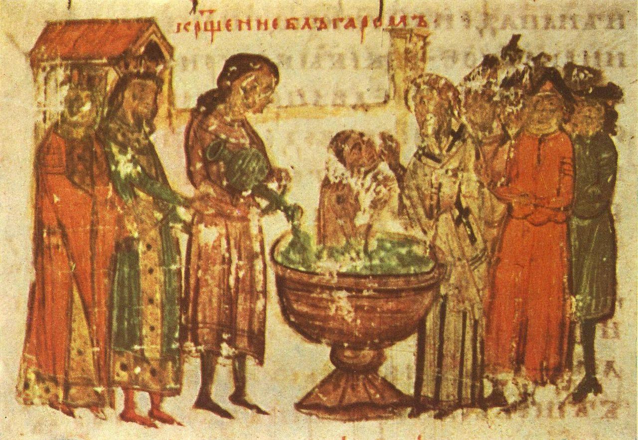 2 май: Св. княз Борис I Михаил