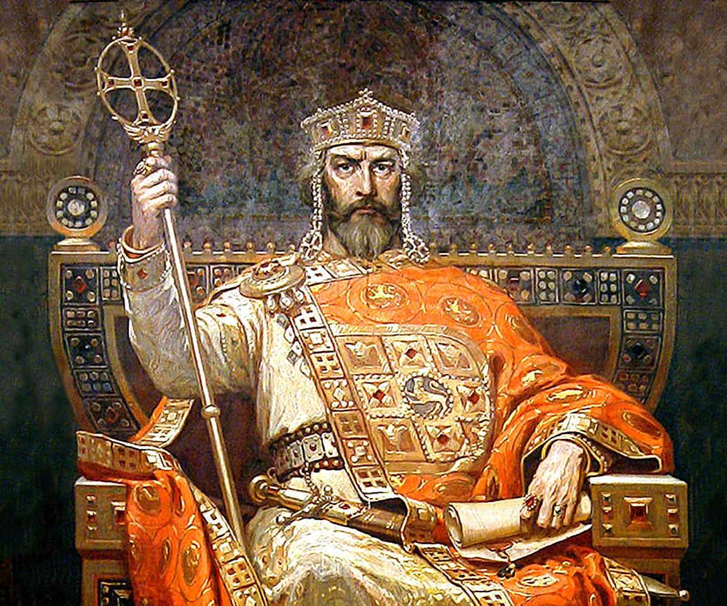 27 Май: цар Симеон I Велики