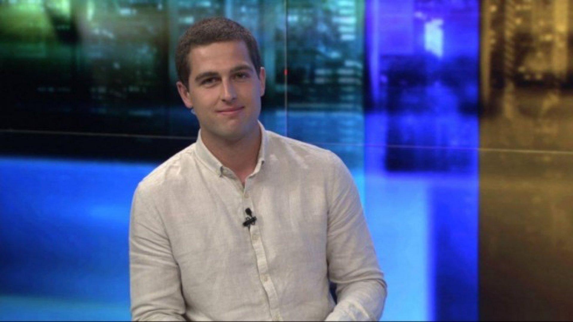 Димитър Вучев: Преходът приключва, когато икономическият дебат замени политическия