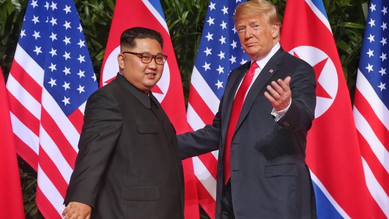 "Доналд и Ким – ""симпатични, хубави и слаби"""