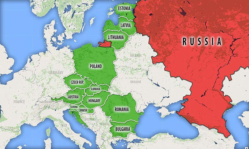 Триморието – полският проект за Централна и Източна Европа