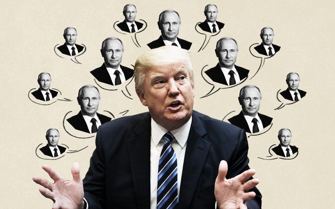 НАТО, Тръмп-Путин и прегрупирането на света
