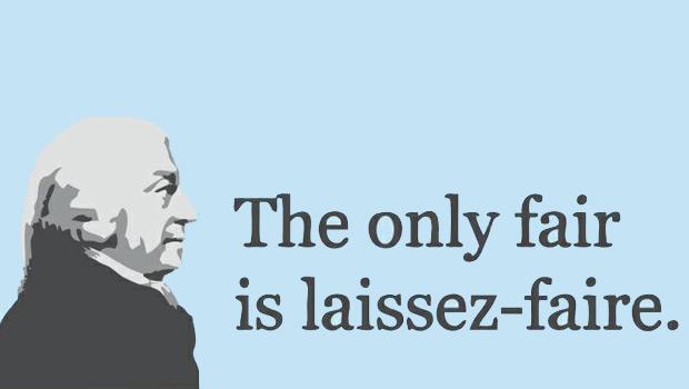 Биткойн е оръжието на laissez-faire икономиката срещу глобалните кризи