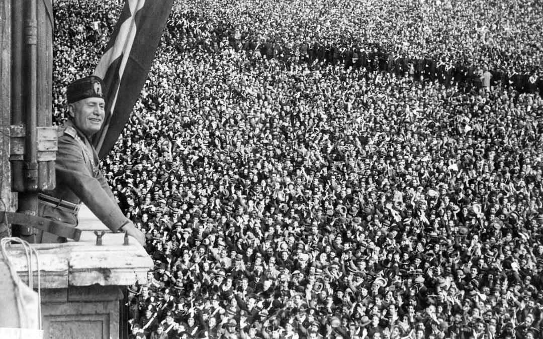 Що е то фашизъм и имал ли е той почва у нас? (I част)
