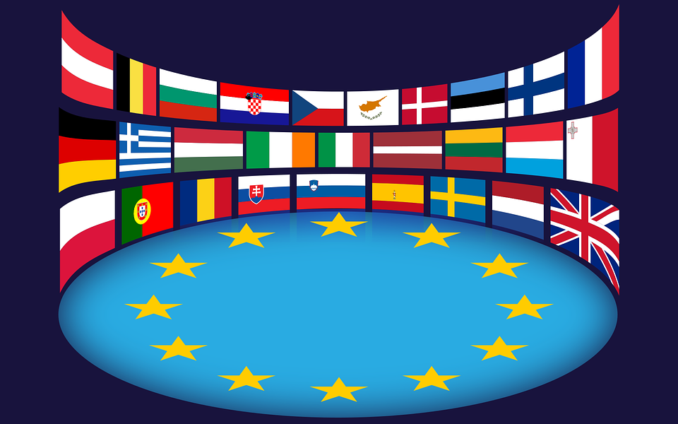 Европа като отечество