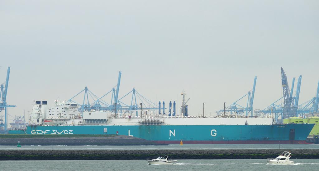 LNG слага край на руския газов монопол в България и Европа