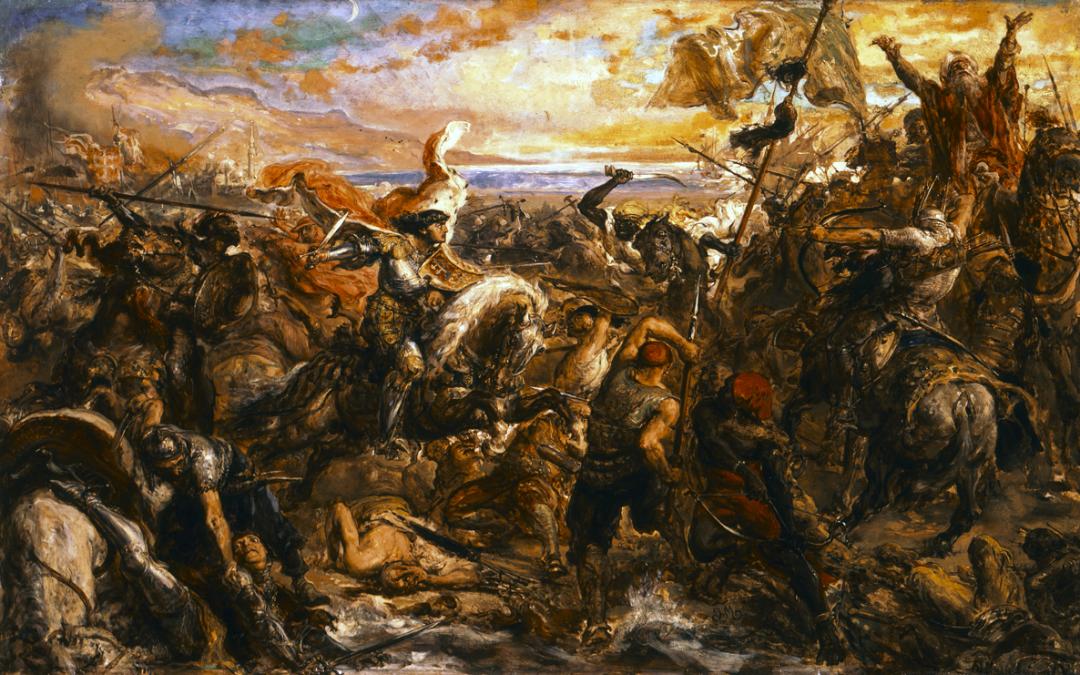 Последният кръстоносен поход: битката при Куновица (Част I)