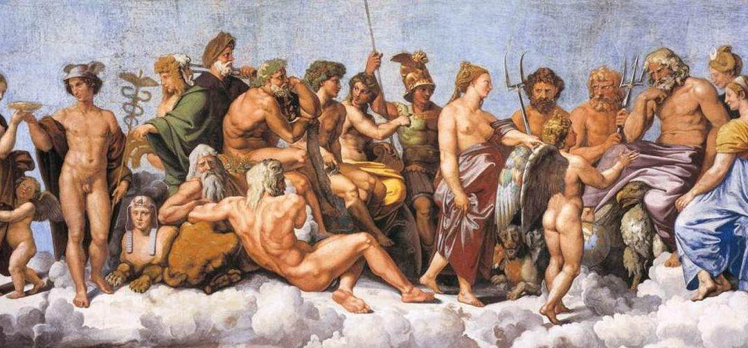 Религия, наука и атеизъм в древна Елада